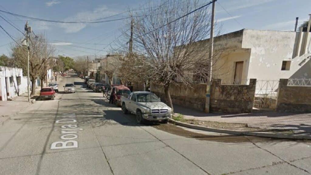 accidente vial en Salta