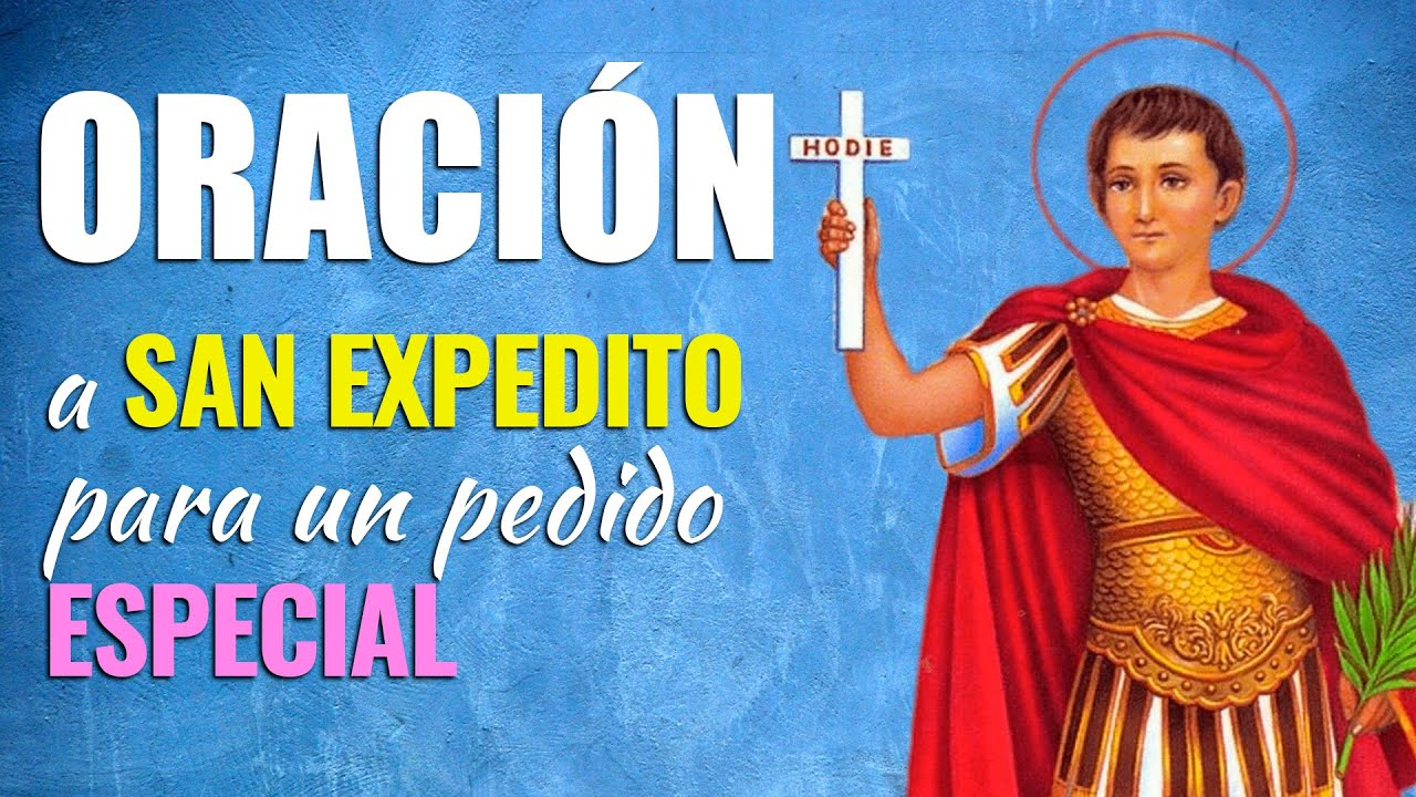 Mañana hay actividad religiosa en honor a San Expedito - Salta 4400