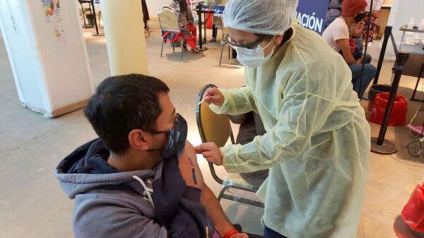 Vacunación en Salta