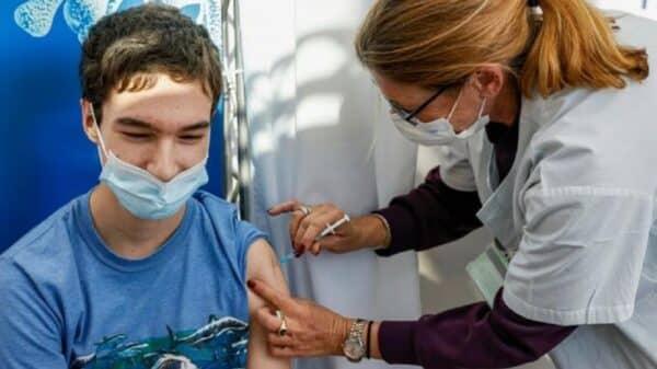 vacunación contra el coronavirus en Salta