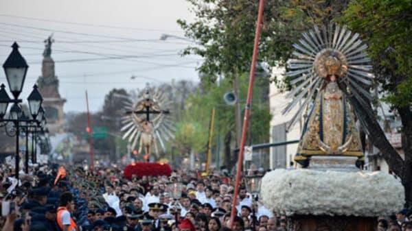 procesión del milagro