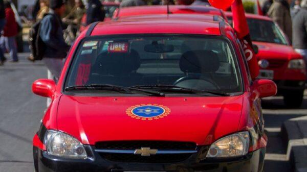 taxistas de Salta
