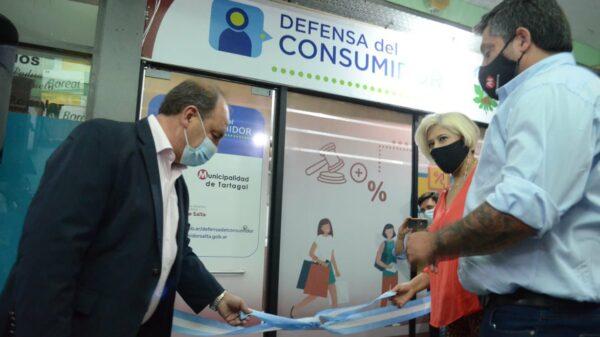 Inauguración Defensa del Consumidor